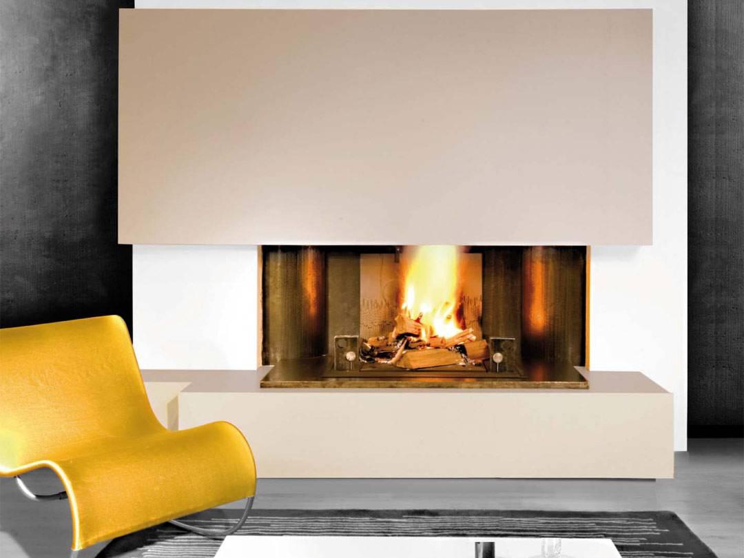 Idée De Cheminée Moderne vente de cheminée à foyer ouvert polyflam à cheminée du sud
